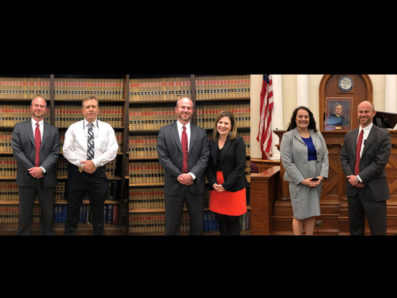 Read more about the article State Attorney John Durrett welcomes three new employees to the Office of the State Attorney