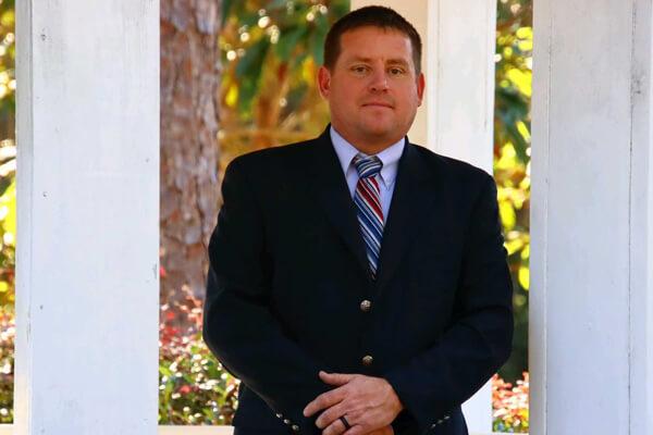 Ryan Nydam Chief Investigator